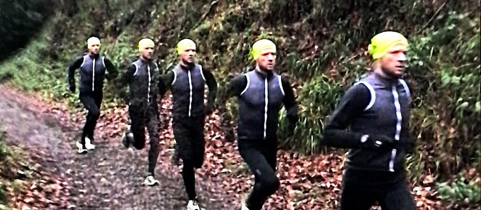 Running: Short Hills