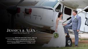 Jessica & Alex @ Mentors Venue by Rieg & AD Photography