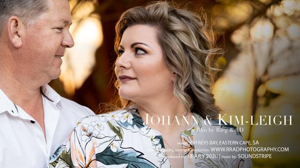 Johann & Kim-Leigh