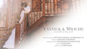 Yannick & Mwiche @ Shepstone Gardens