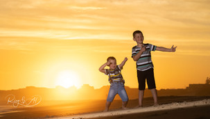 Family Lifestyle Photography by Rieg & AD Photography.