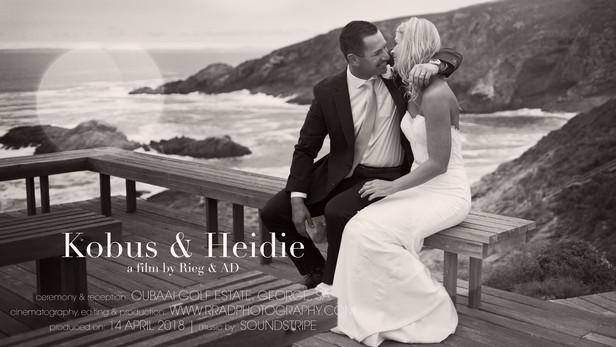 Kobus & Heidie @ Oubaai by Rieg & AD Photography