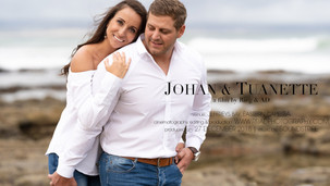 Johan & Tuanette - 'Save the Date'