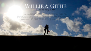 Githe & WIllie - 'Save the Date'