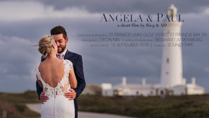 Angela & Paul @ St Francis Links by Rieg & AD Photography.