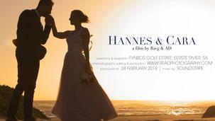 Hannes & Cara @ Fynbos Golf Estate by Rieg & AD Photography