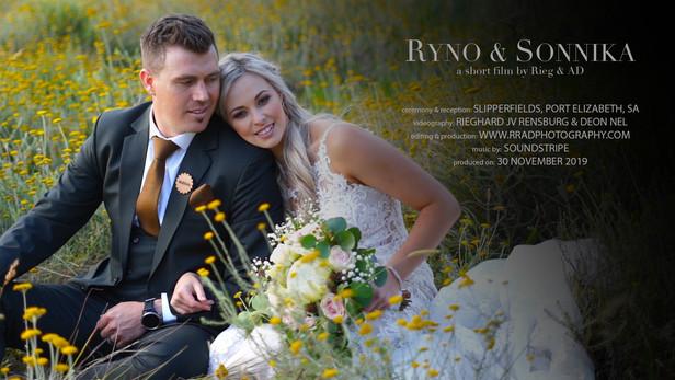 Ryno & Sonnika @ Slipperfields