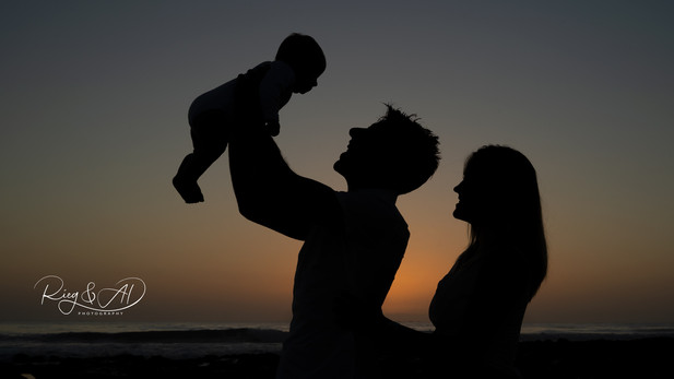 'New Family' Photography by Rieg & AD Photography.