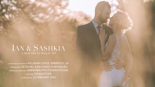 Ian & Sashkia