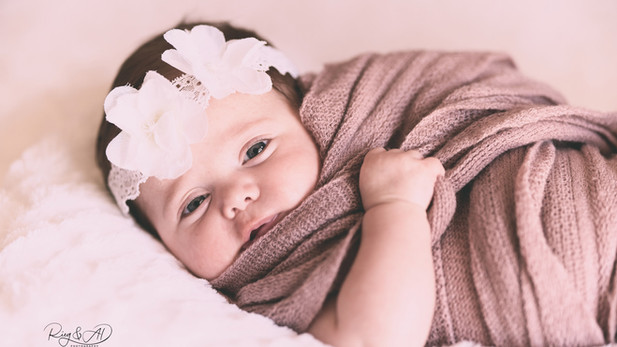 New Born Photography by Rieg & AD Photography.