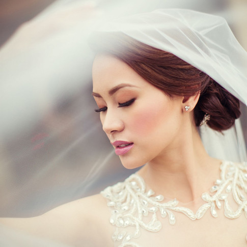 Cathryn Michelle Sagrado - Tan |  Photo by Metrophoto/ Oly Ruiz | Bridal Gown by Veejay Floresca
