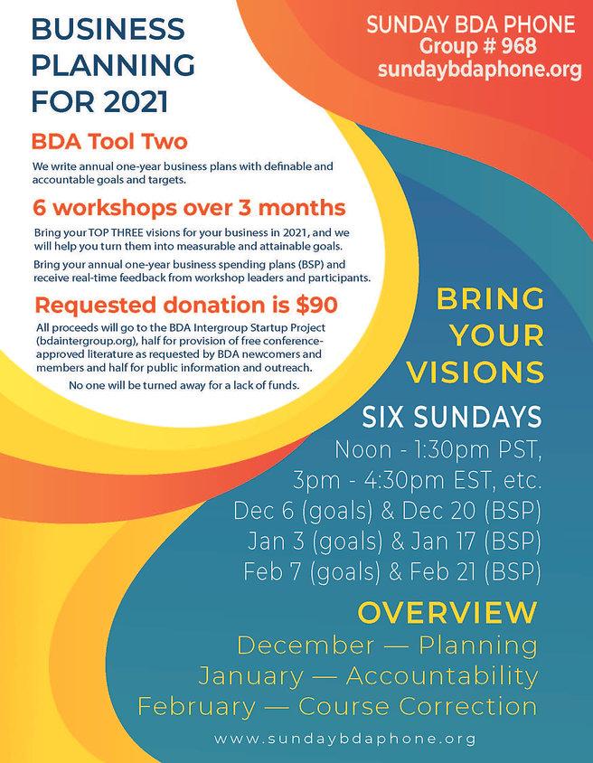 2020_2021 - Sunday BDA Phone Business Pl
