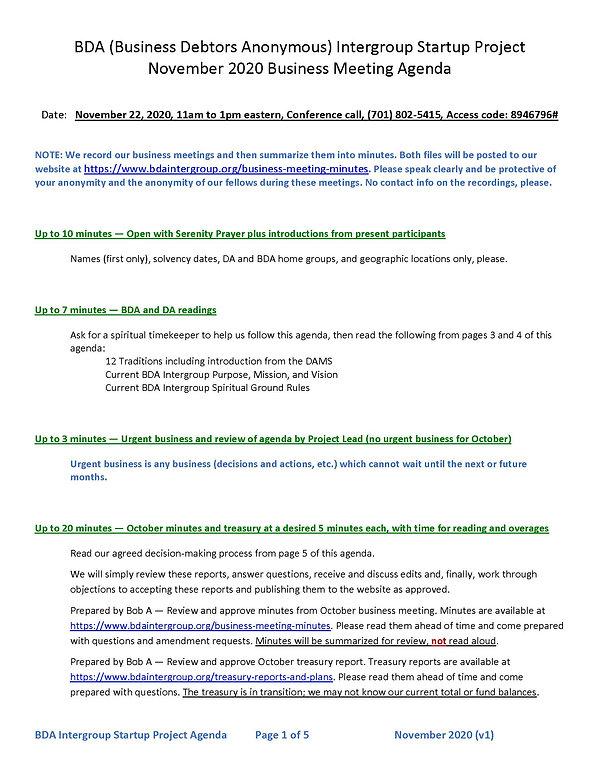 2020_11_22 Proposed BDA Intergroup Proje