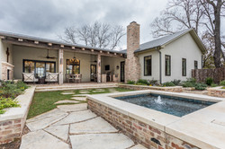 Back Porch & Pool