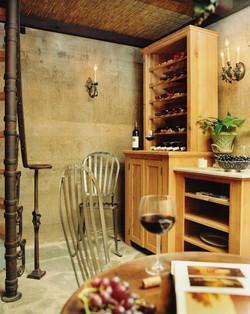 Wine Cellar After