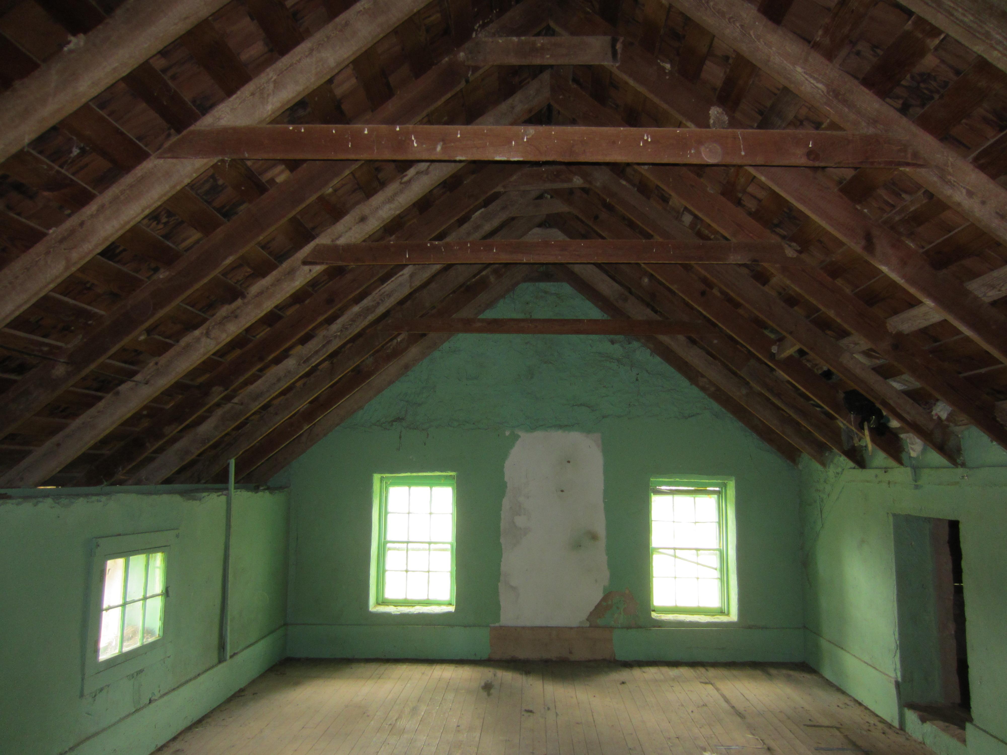 Upstairs Before