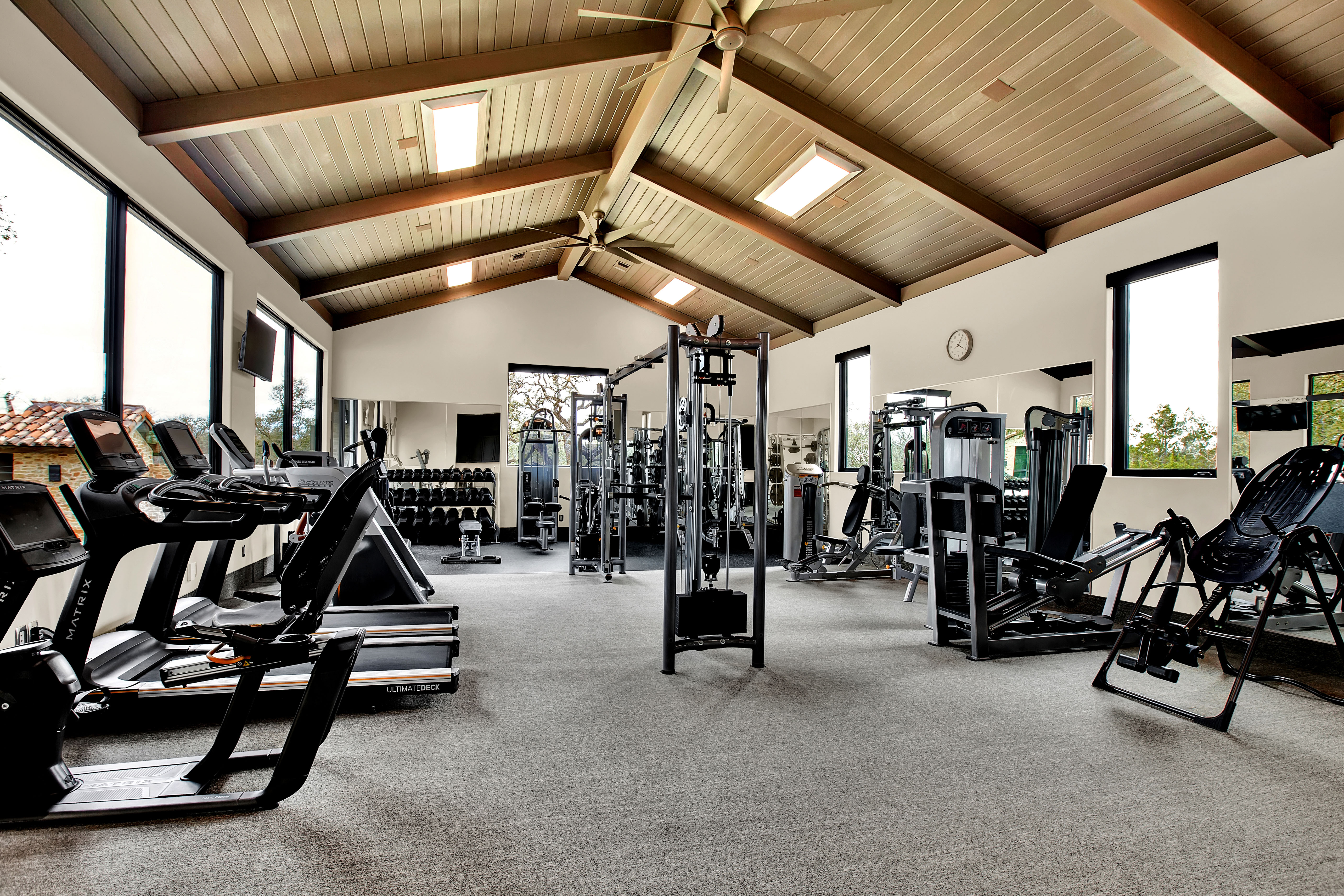 Exercise Building