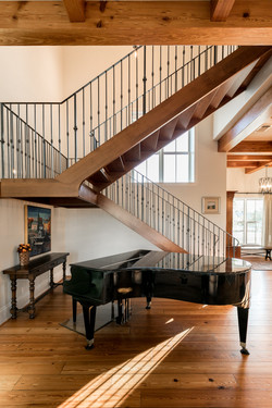 Staircase in Gathering Room