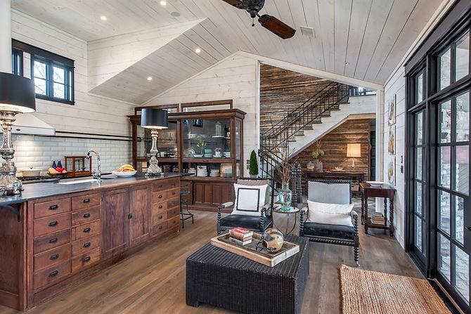 2 Pine Creek Place Kitchen- Stairway.jpg