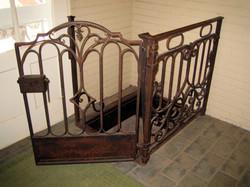 Cellar Gate After