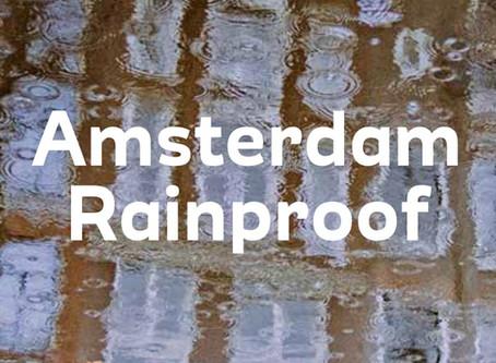 Amsterdam rainproof magazine