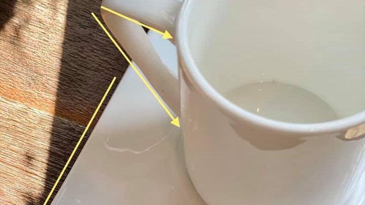 ถ้วย Espresso ทรงกลม