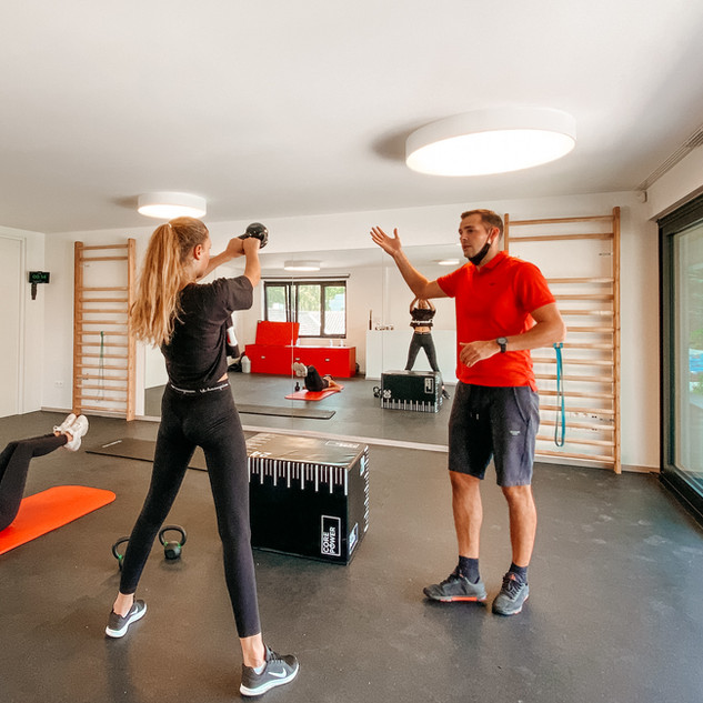 BOOST personal training