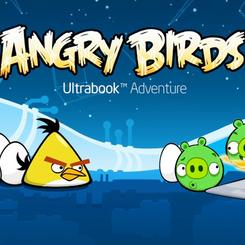 Intel - Angry Birds