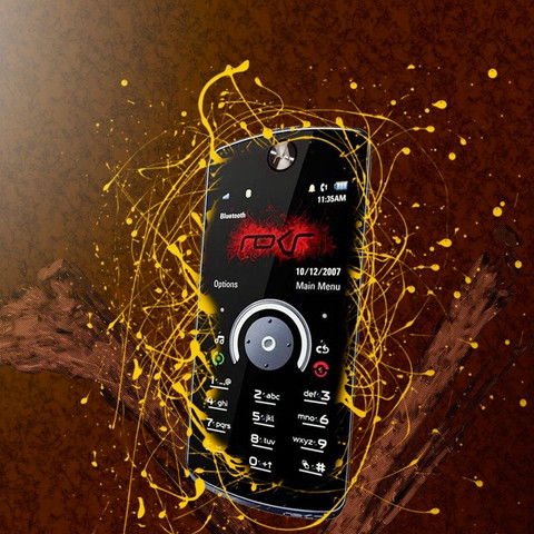 Motorola - Rokr E8