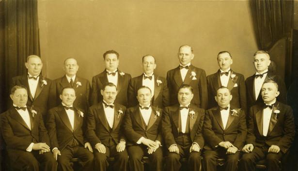 1937 - Beigel bakers union