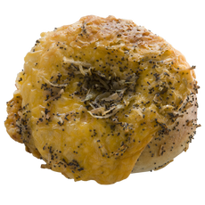 Onion Cheese Bagel
