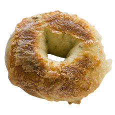 Jalapeno Cheese Bagel