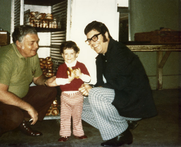 1970s - Seymour, Richard and Brian