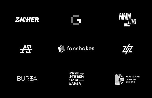 selected logos 2016-2020