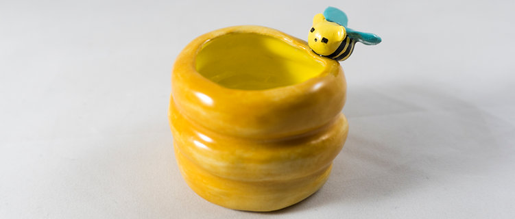 Beehive Honey Bee Bowl