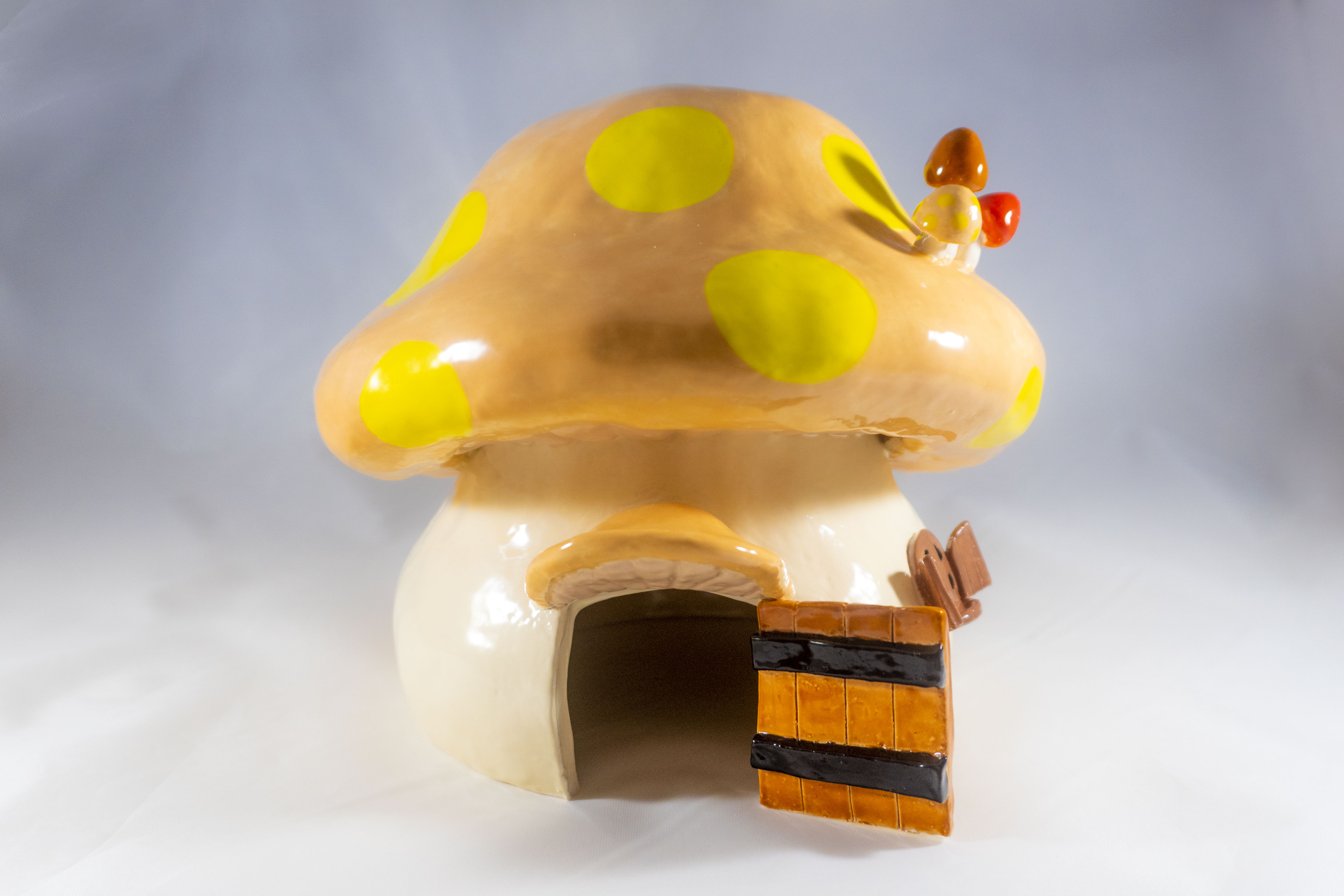 Mushroom House 3