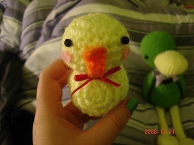 Duck(?) - 3