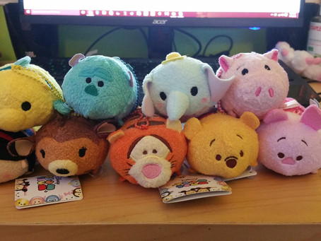 Fake tsum tsums!!!!!!!!!!