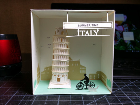 [Paper Nano] Leaning Tower of Pisa
