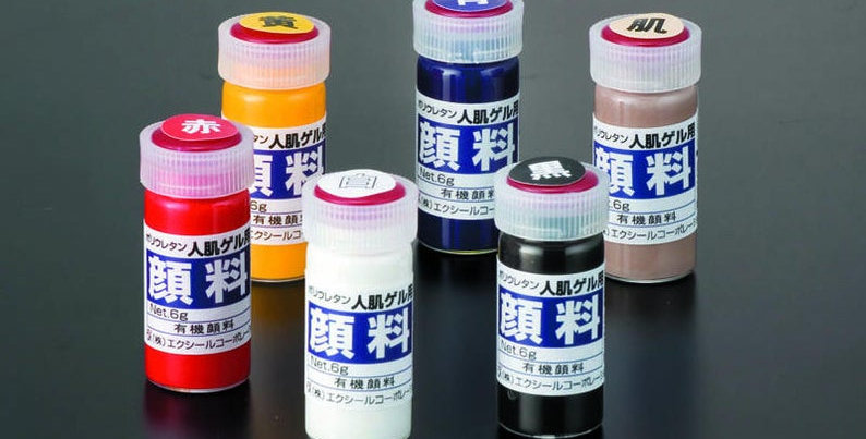 Pigment for Hitohada Gel / Color for Your DIY Squishies