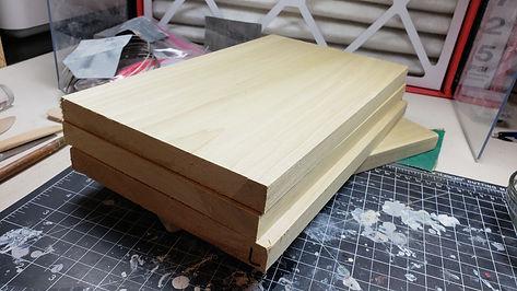 How To Make Cottle Boards For Plaster Mold Making | SAK-SOON | Arts