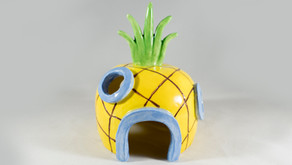 Pineapple House Is Now On The Shop!
