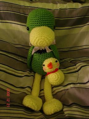 Duck(?) - 1