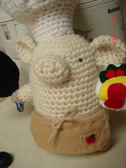Pork Cutlet Specialty Chef Mr.Pig -2