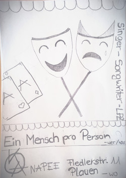 Ein Mensch_Person