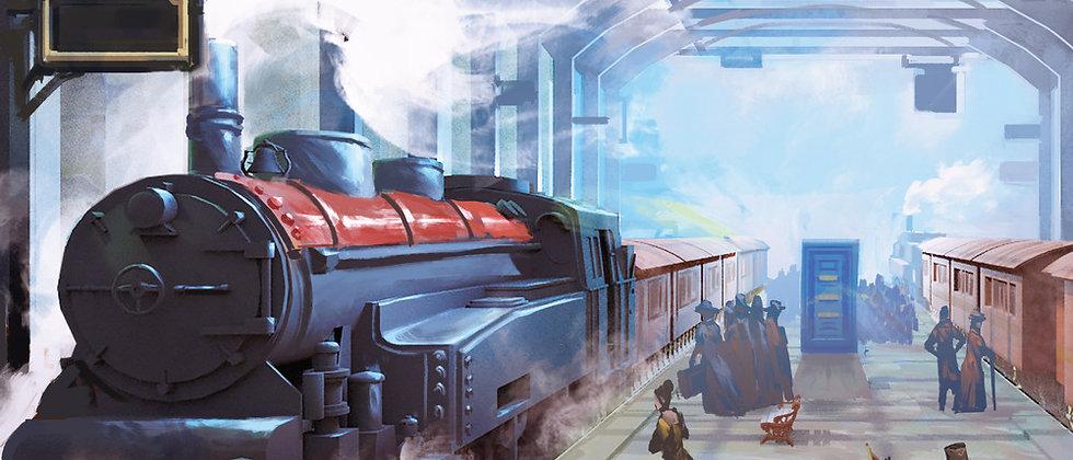 Mini Express: Kickstarter Edition