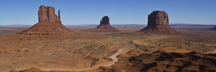 Three Buttes