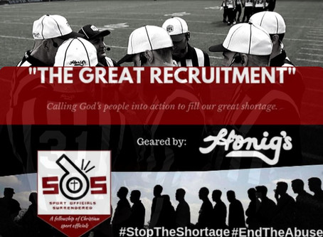 The Great Recruitment geared by Honig's