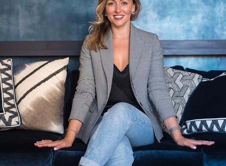 Meet PHOEBE GREENACRE - Female Entrepreneur Interview