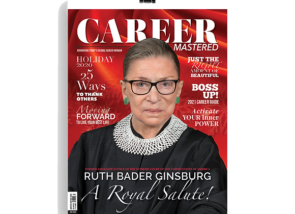 Career Mastered Magazine - Winter 2020